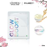 Mặt nạ dưỡng da trắng sáng, đều màu da M-Lab Derma Bamboo LÁNYBEAU (28g/miếng)