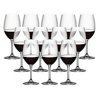 Bộ 12 Ly Pha Lê Riedel Degustazione 489/00 Red Wine