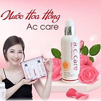 Nước hoa hồng giúp cân bằng da và dưỡng ẩm sâu từ nọc ong AC Care Bee's Premium Pure Skin 130ml