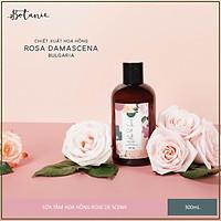 Sữa tắm cao cấp Rose de Scena 300ml - Hoa hồng Damascena - Bulgaria - Dịu nhẹ, dưỡng da mịn màng