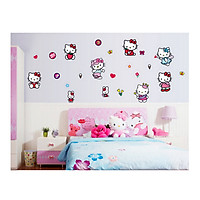 Decal Dán Tường Hello Kitty 2 EB30