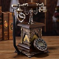 Điện thoại để bàn tân cổ điển phím bấm DT08