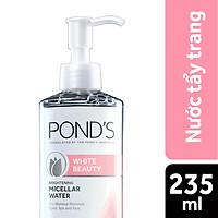Nước Tẩy Trang Làm Sáng Da Pond's White Beauty Micellar Water (235ml)