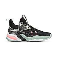 Giày bóng rổ nam Anta SHOCK THE GAME 4.0 Black/Green/Pink 812031105-1
