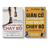 Sách Combo 2 cuốn Giãn cơ chuyên nghiệp cho người chạy bộ Cuộc cách mạng trong chạy bộ - Pandabooks