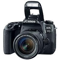 Máy Ảnh Canon 77D Kit 18-55mm IS STM - Hàng Nhập Khẩu (Tặng Thẻ 16GB + Tấm Dán LCD)