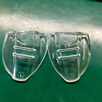 Universal Flexible Side Shields Safety Glasses Goggles Eye Protection 1 Pair