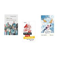 Combo 3 cuốn sách: Đêm Nay Con Có Mơ Không ? + Nước Đức Trong Lòng Bàn Tay  + Sống Cho Tuổi Đôi Mươi Duy Nhất
