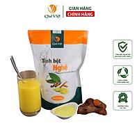 Tinh bột nghệ Quê Việt - 100% nghệ đỏ nguyên chất, hàm lượng curmim cao.