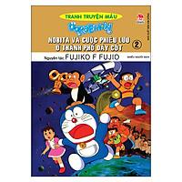Doraemon Tranh Truyện Màu : Nobita Và Cuộc Phiêu Lưu Ở Thành Phố Dây Cót - Tập 2 (Tái Bản)