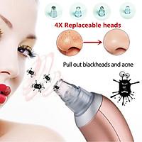 Electric Clean Blackhead Sution Vacuum Machine Remove Pore Acne Nose Pore Cleaner Deep Cleanser Blackhead Remover Skin Care Device