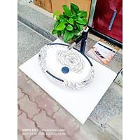 Bàn đá lavabo 50x70cm ( nhiều mầu)