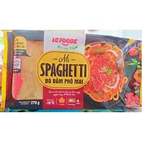 Mì Spaghetti Bò Bằm Phô Mai 270g