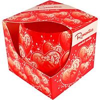 Ly nến thơm tinh dầu Admit Romantica 100g QT026985 - gỗ đàn hương