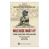 Ngự Dược Nhật ký Trong Châu Bản Triều Nguyễn