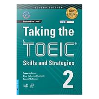 Taking The TOEIC - Skills and Strategies 2 (tặng 1MP3)