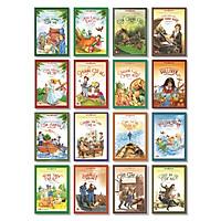 Combo 16 cuốn Tủ sách Văn học kinh điển thế giới - bản rút gọn cho thiếu nhi