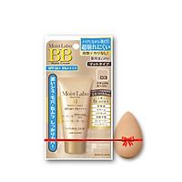 KEM TRANG ĐIỂM MOIST-LABO BB MATTE CREAM (NATURAL OCRE) ( MS03) - Tặng kèm 1 bông Makeup Stronge