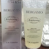 Sữa rửa mặt Bergamo Brightening Foaming Cleanser (150ml)