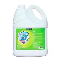 Nano bạc AHT diệt khuẩn khử mùi tinh khiết can 5 lít hương Sả Chanh, hương Trà Trắng, hương Bạc Hà [Hàng chính hãng]