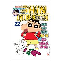 Shin Cậu Bé Bút Chì - Phiên Bản Hoạt Hình Màu (Tập 22)