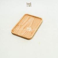 Khay gỗ Phụ kiện - Khay gỗ chữ nhật - Wooden tray