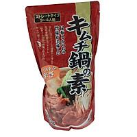 Nước súp lẩu vị kimchi T18 hàng nội địa Nhật Bản