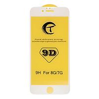Kính Cường Lực 9D Cho iPhone 7 / 7S / 8 / 8S - Hàng Chính Hãng