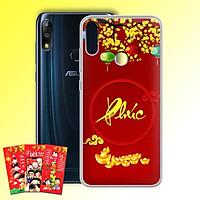 Ốp lưng dẻo cho điện thoại Zenfone Max Pro M2 - 01219 7963 PHUC02 - Tặng bao lì xì Chúc Mừng Năm Mới - Hàng Chính Hãng