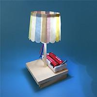 Bộ lắp ghép đèn ngủ theo phương pháp giáo dục stem steam.