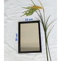 Gương trang điểm Kibath KT 23x32 cm