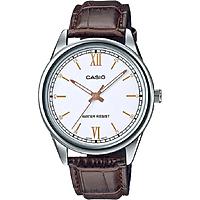Đồng hồ Casio nam dây da MTP-V005L-7B3UDF (40mm)
