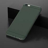 Ốp lưng dẻo chống bụi dành cho iPhone 6 / 6s / 6 Plus / 6s Plus / 7 / 7 Plus / 8 / 8 Plus / X / XR / XS MAX / 11 / 11 Pro / 11 Pro Max / SE 2020 - Hàng chính hãng
