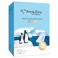 Hộp 8 Miếng My Beauty Diary - Mặt Nạ Chim Cánh Cụt (Xanh Đậm) - Hàng Nội Địa Đài Loan