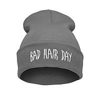 Unisex Warm Winter Fashion Bad Hair Day Wrap Head Cap Wool Hat Hip-hop Knit Beanie Hats