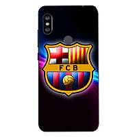 Ốp lưng Dẻo cho Xiaomi Redmi 6 pro - Clb Barcelona