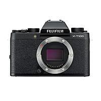Máy ảnh Mirrorless Fujifilm X-T100 (Body) (Đen) - Hàng Chính Hãng