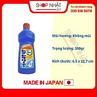 Nước tẩy rửa nhà vệ sinh không mùi 500ml nội địa Nhật Bản
