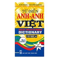 Từ Điển Anh - Anh Việt 135.000 Từ
