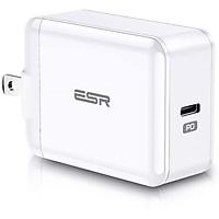 Sạc Nhanh ESR USB-C 20W PD Wall Charger - Hàng Nhập Khẩu