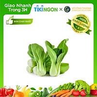 [Chỉ giao HCM] - Cải thìa (1kg) - được bán bởi TikiNGON - Giao nhanh 3H
