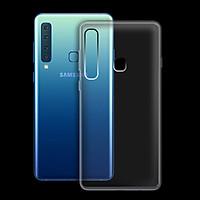 Ốp lưng cho Samsung Galaxy A9 2018 - 01035 - Ốp dẻo trong - Hàng Chính Hãng