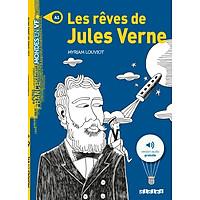 Sách luyện đọc theo trình độ tiếng Pháp - Les Reves De Jules Verne - Livre A2