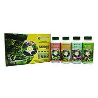 Bộ chế phẩm sinh học toàn diện Garden Kit cho hoa và cây cảnh