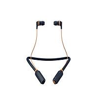 Tai nghe Bluetooth Wireless Skullcandy Inkd - Xanh Dương/Cam - Hàng Chính Hãng