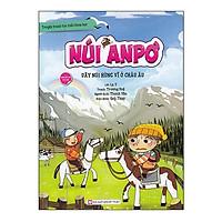 Núi Anpơ - Dãy Núi Hùng Vĩ Ở Châu Âu