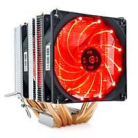Quạt tản nhiệt CPU CoolerMan 6 ống đồng - Hàng nhập khẩu.