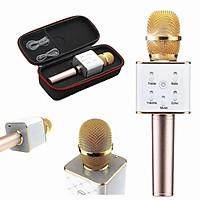 Micro karaoke Loa Bluetooth Q7 loai 1 giao mầu ngẫu nhiên