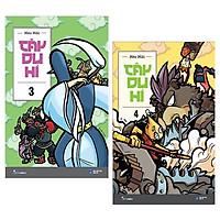 Combo Tây Du Hí -Tập 3 (Tái Bản 2019) + Tây Du Hí - Tập 4 (Bộ 2 Tập)