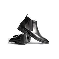 Giày Da boot nam cổ cao GB1